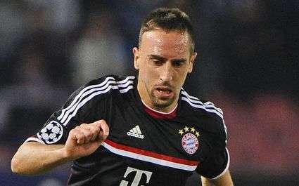 Bayern : Ribéry élu meilleur joueur de Bundesliga