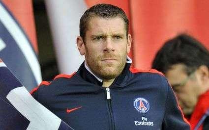 PSG : Sylvain Armand blessé