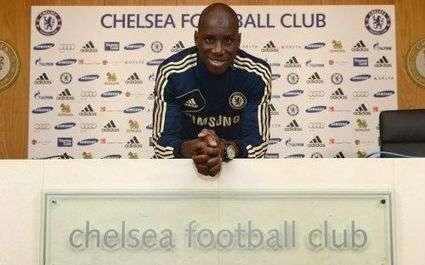 Officiel - Demba Ba est un Blues !