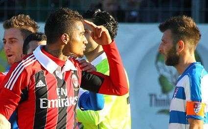 Boateng prêt à quitter l'Italie à cause du racisme