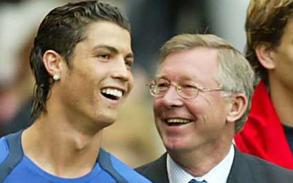 Ferguson : « Ronaldo est un joueur encore plus complet »