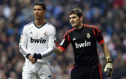 Ronaldo-Casillas