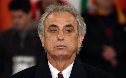 Algérie – Halilhodzic : « C'est difficile à accepter »