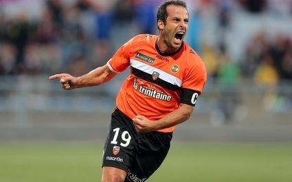 Lorient – Gourcuff : « Giuly ? Un super joueur »