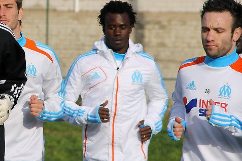 OM - Sougou : « Quelques touches en France »