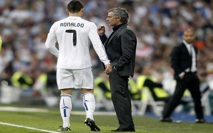 Cristiano Ronaldo s'interroge sur sa relation avec Mourinho