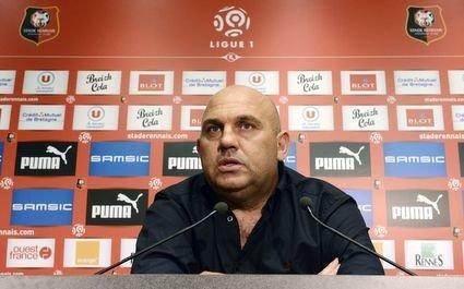 Rennes – Antonetti : « Je préfère voir mon équipe comme ça »