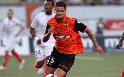 Nancy - Gabriel : « Lorient, une équipe pas facile à jouer »