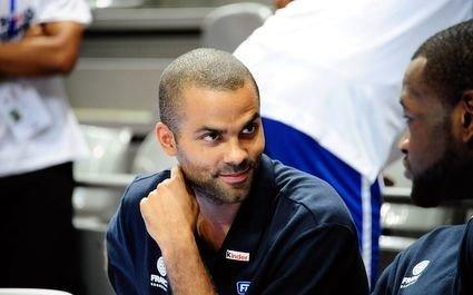 NBA – Parker : « Fantastique pour le basket français »