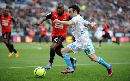 Résultat Ligue 1 : Rennes – Marseille : 2-2