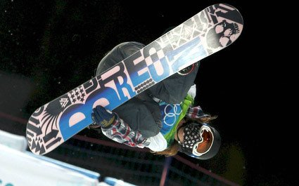 X Games : Shaun White intouchable