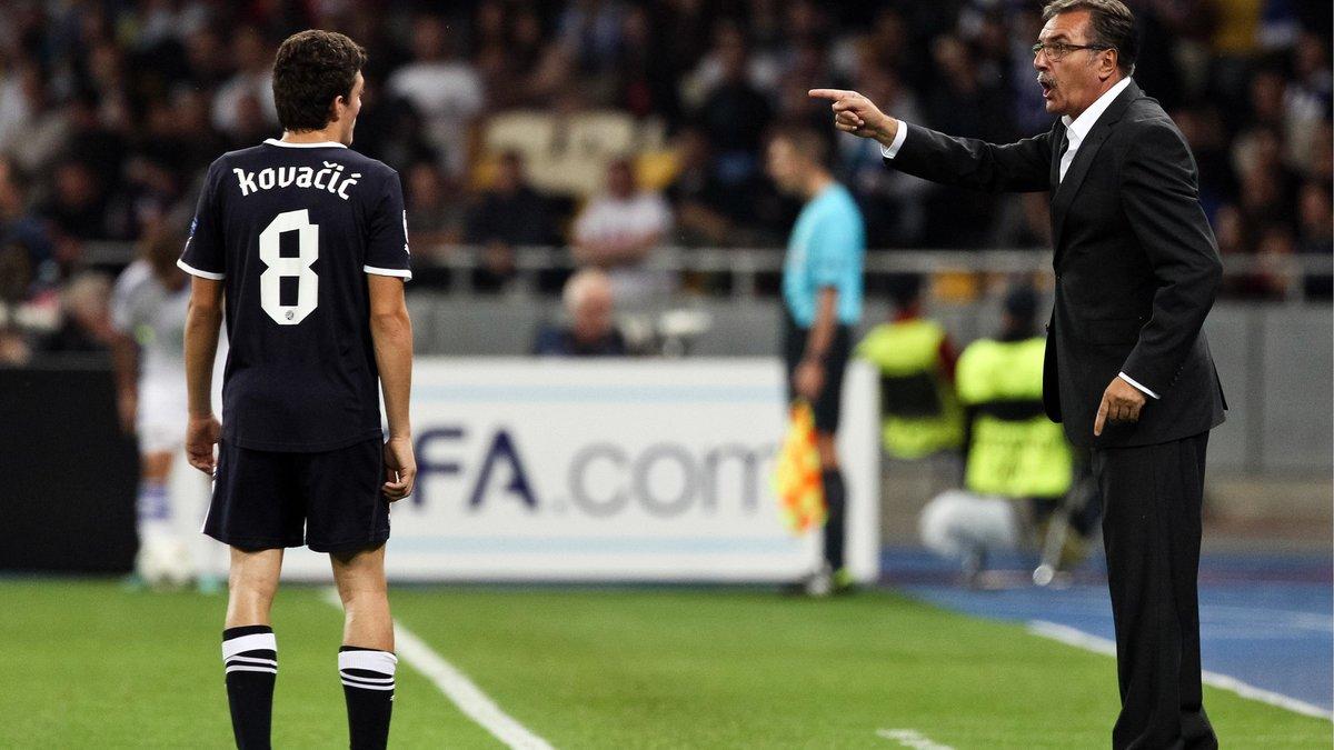 Kovacic, Inter Milan