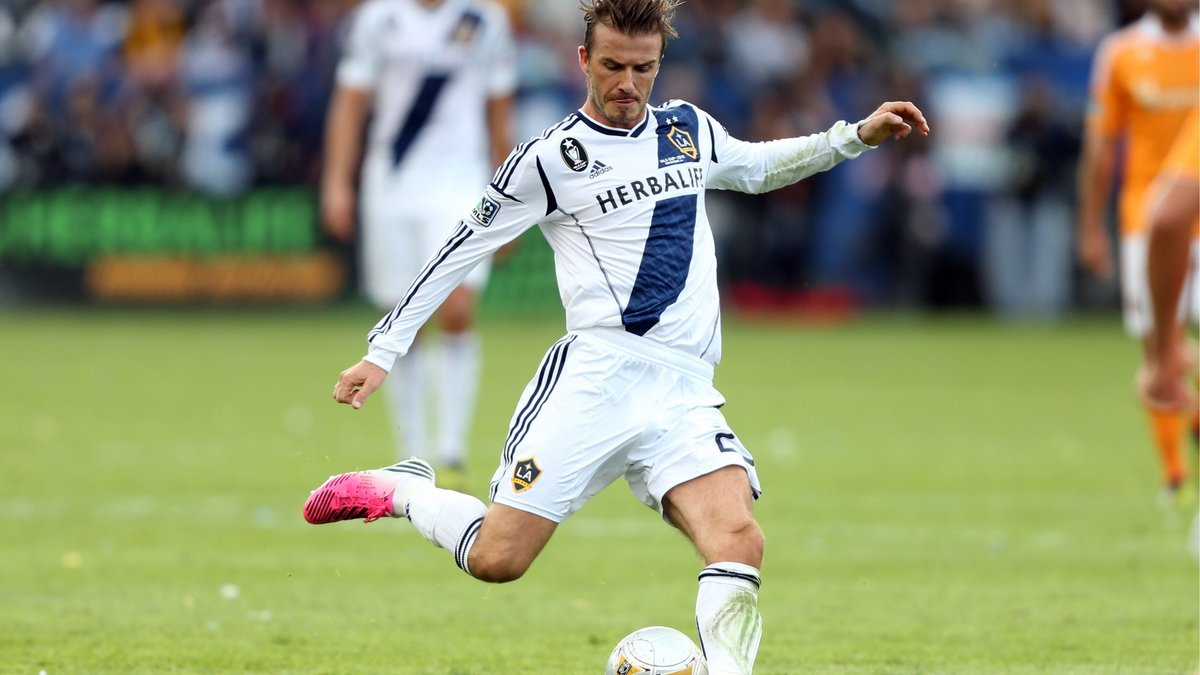 Beckham, PSG
