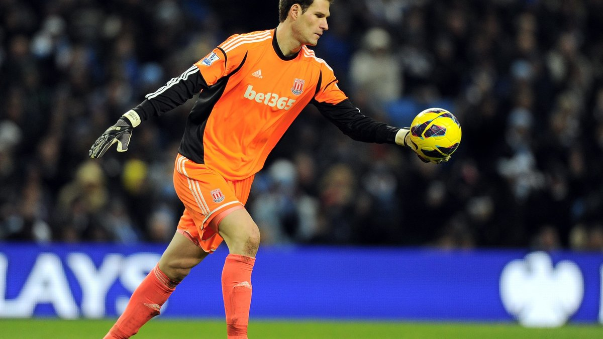 Begovic, Stoke City