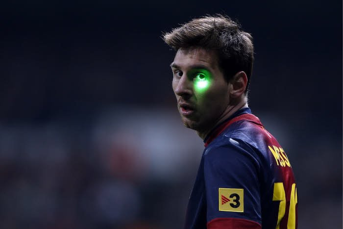 Messi, Barcelone