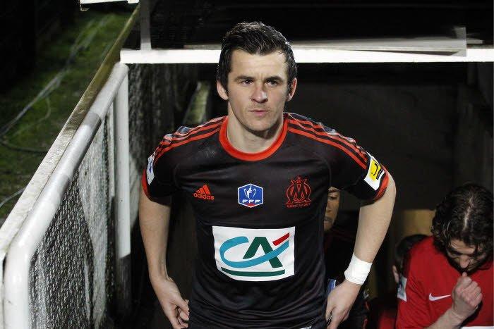 Joey Barton Olympique de Marseille OM