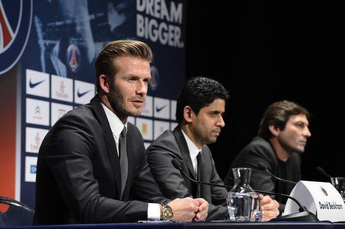 Beckham Leonardo PSG