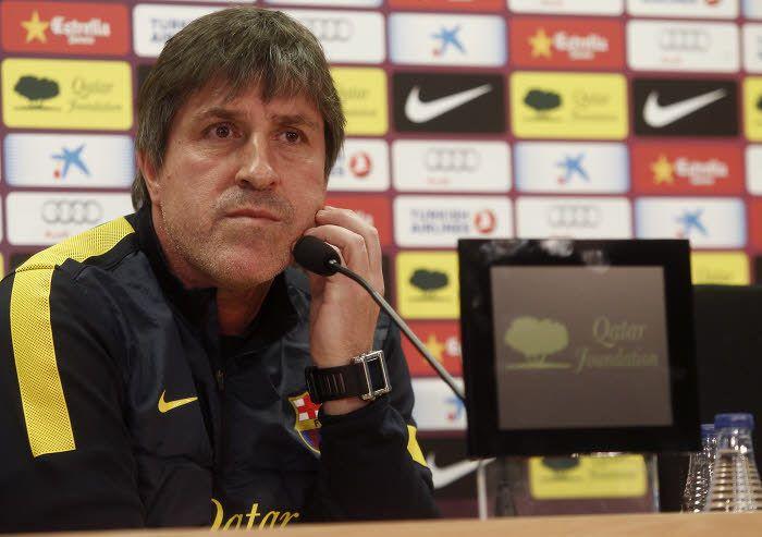 Jordi Roura Barça