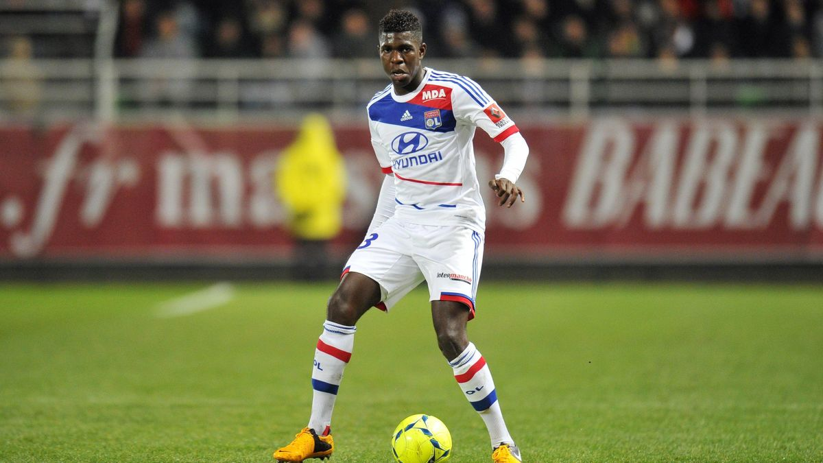Samuel Umtiti, défenseur de Lyon