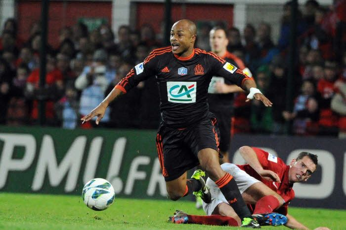 André Ayew OM
