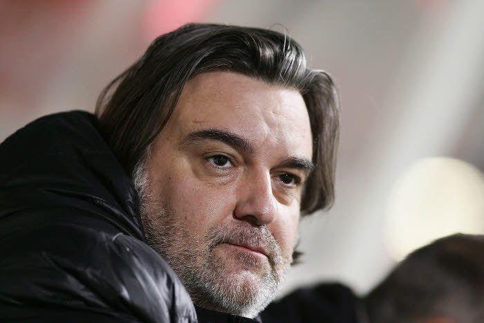 Laurent Nicollin, Montpellier
