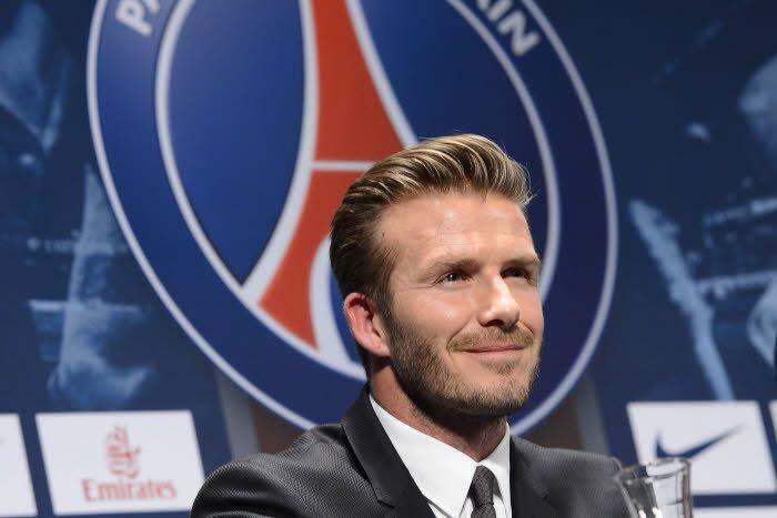 David Beckham PSG
