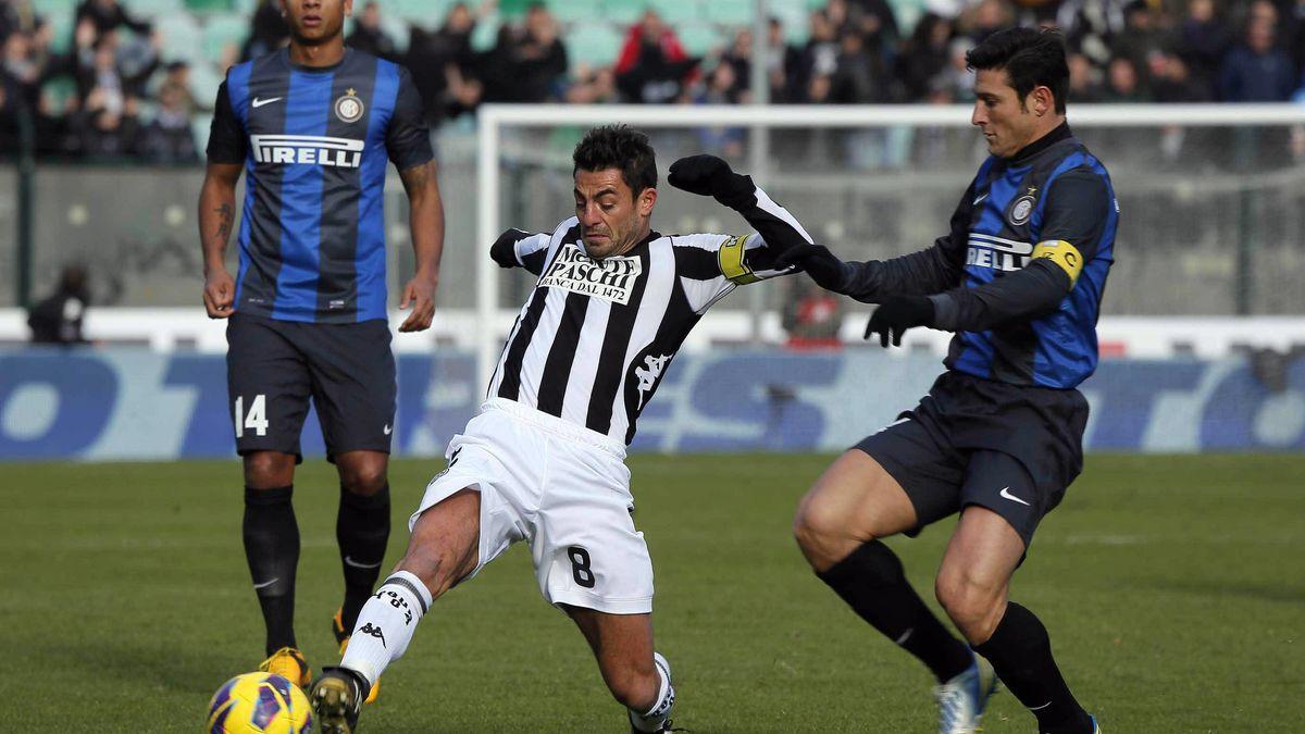 Simone Vergassola, Javier Zanetti