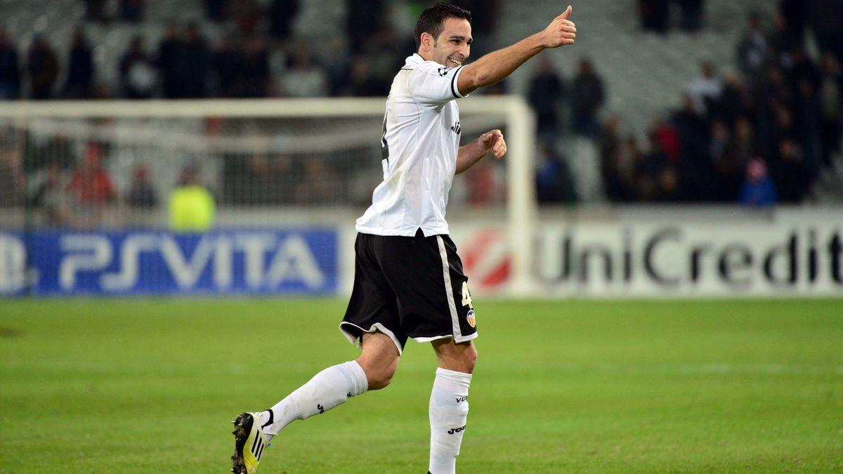 Adil Rami, Valence CF