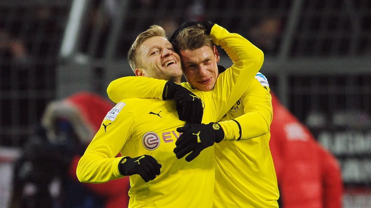 Kuba Blaszczykowlski Dortmund
