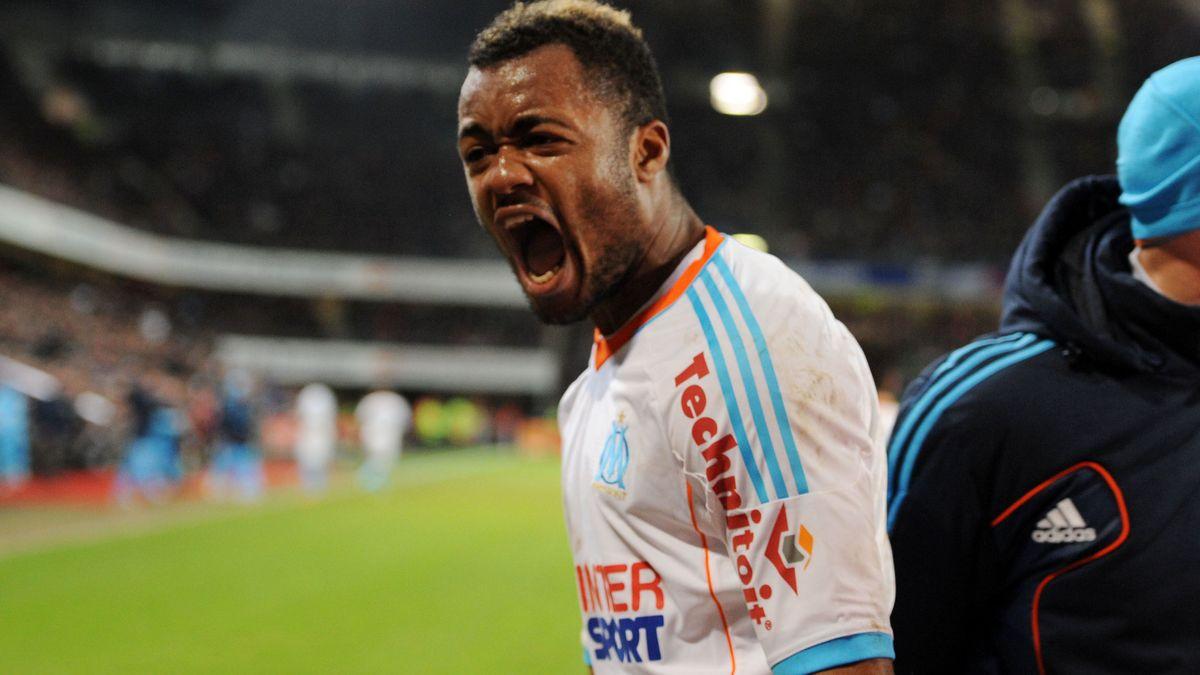 Jordan Ayew, Olympique de Marseille