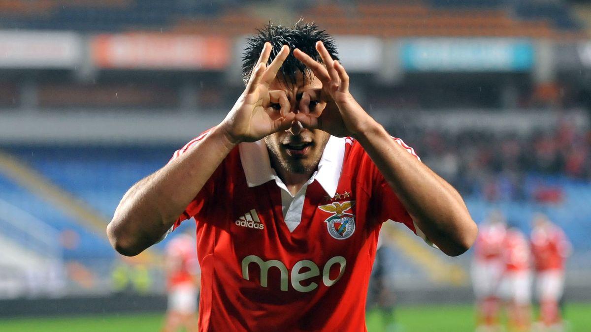Salvio, Benfica