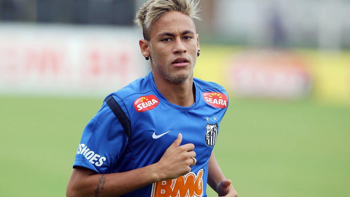 Neymar - Santos