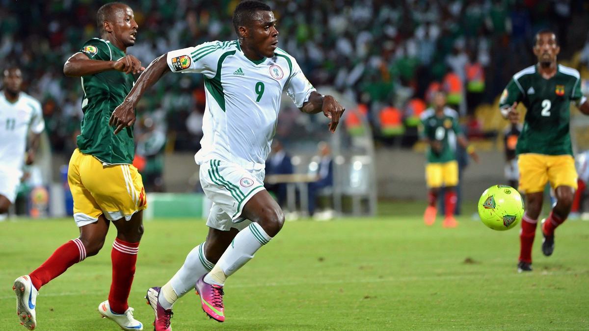 Emmanuel Emenike - Nigeria