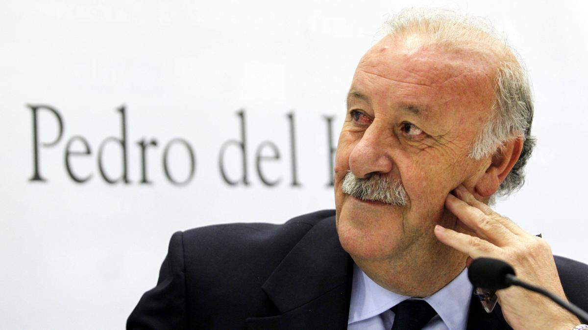 Vicente Del Bosque - Espagne