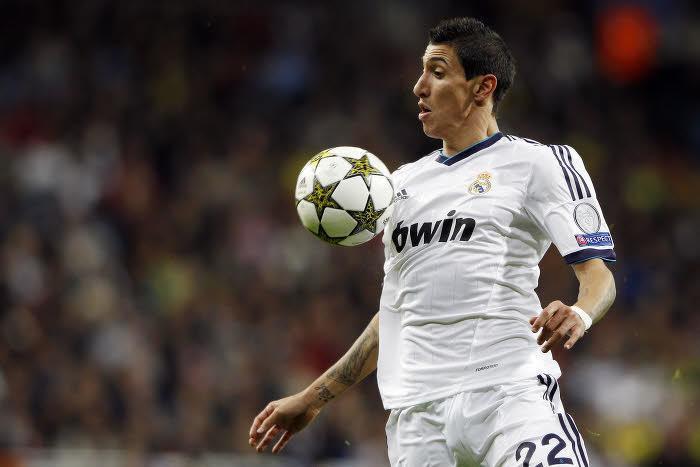Di Maria, Real Madrid
