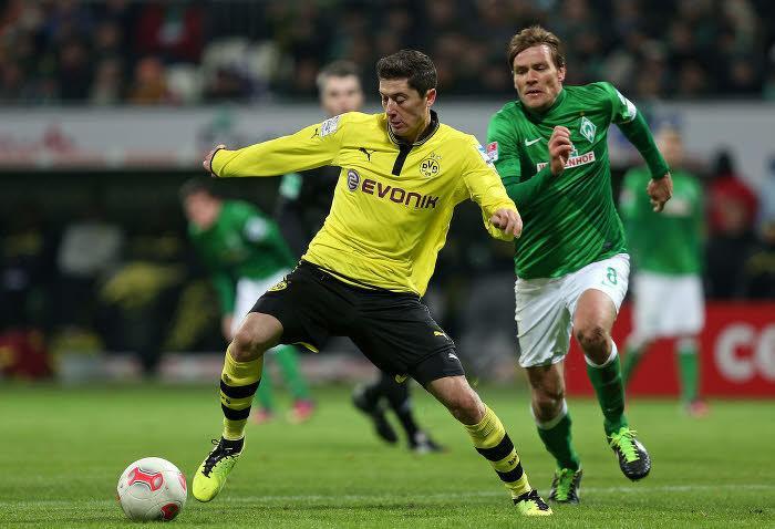 Lewandowski, Dortmund