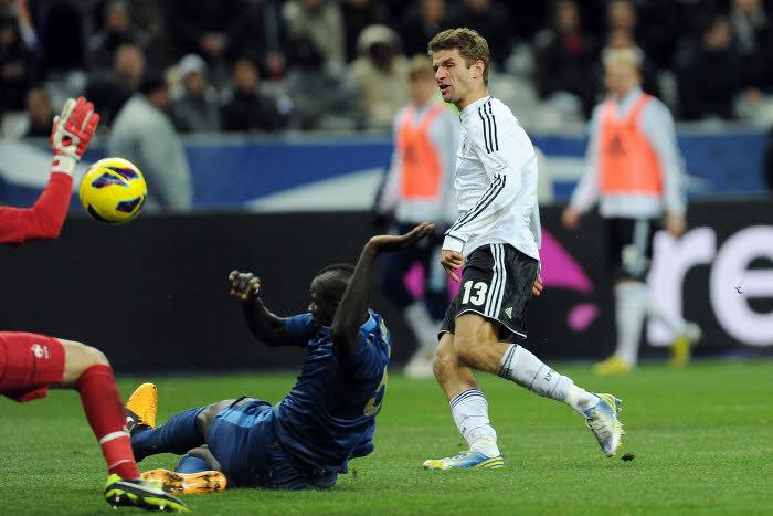 Thomas Muller Mamadou Sakho France Allemagne