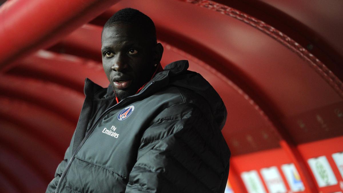 Mamadou Sakho avec le PSG