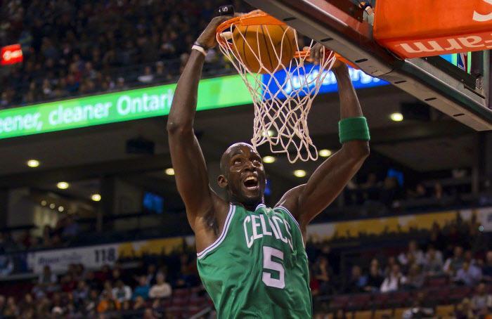 Garnett Celtics