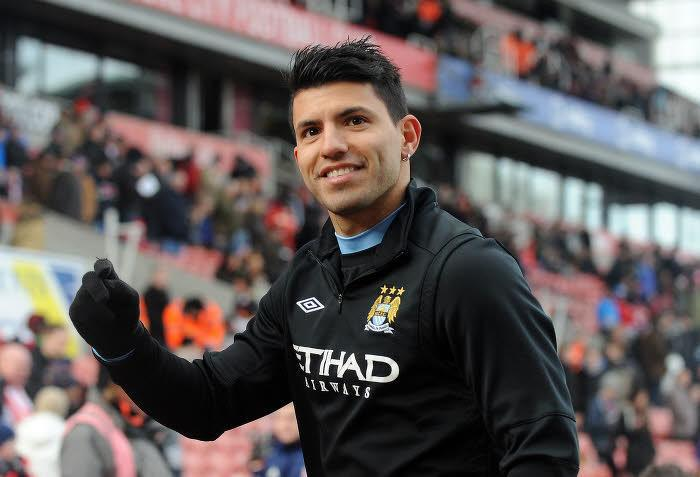 Aguero, City