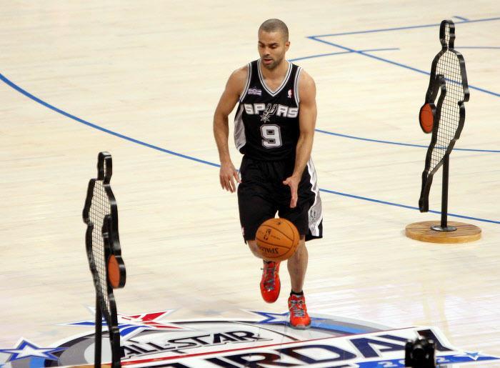 Tony Parker, Spurs