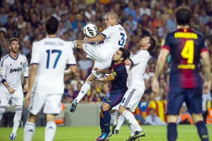 Pepe, Real