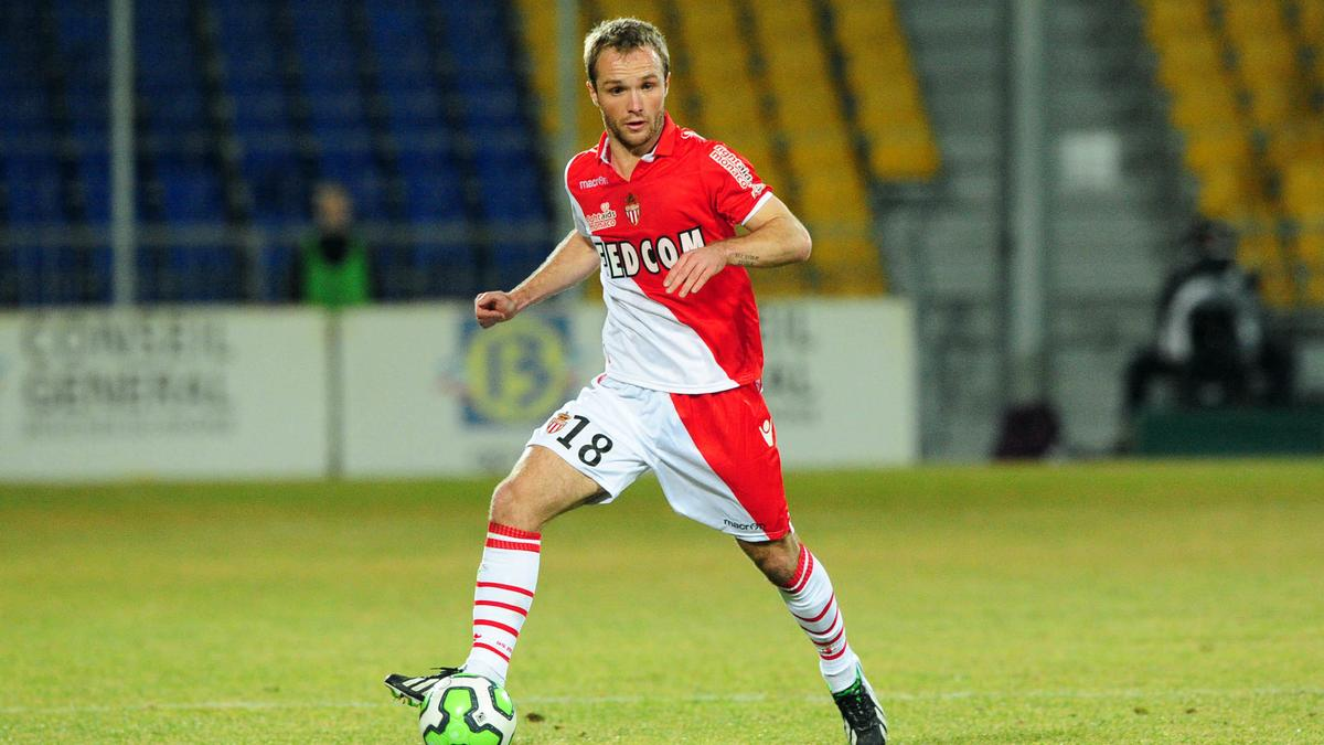 Valère Germain, AS Monaco