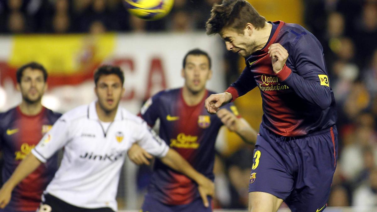 Gérard Piqué, Barça