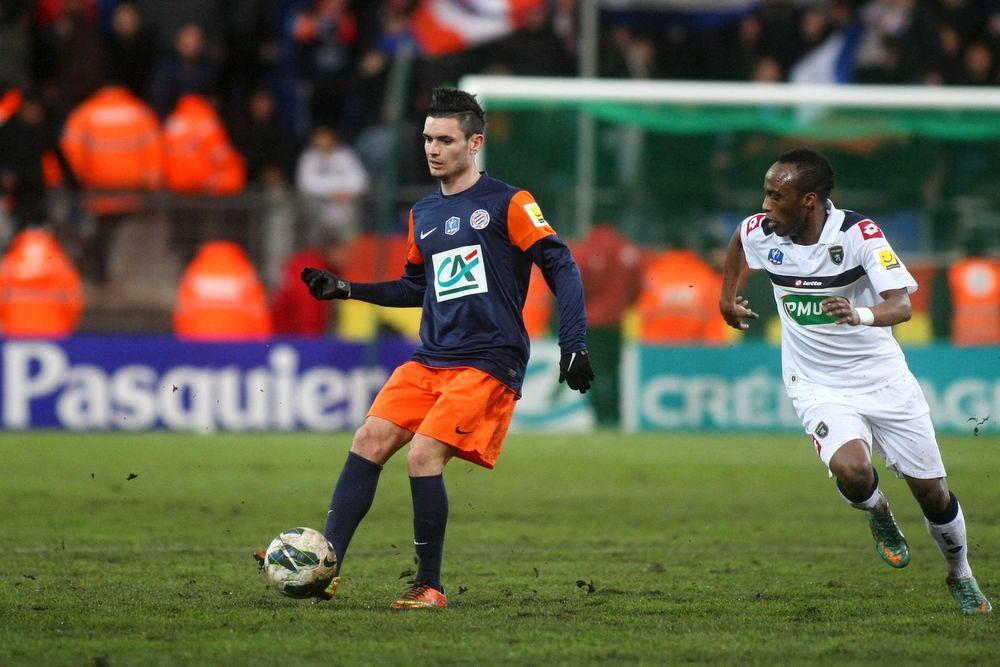 Montpellier - Cabella :