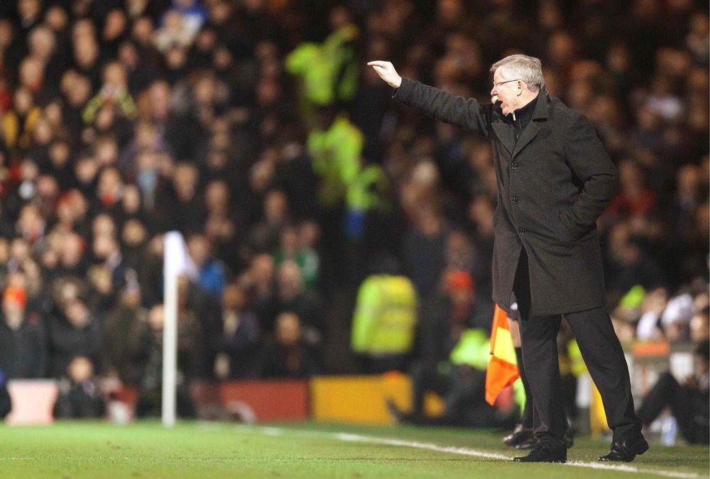 Man Utd - Ferguson :