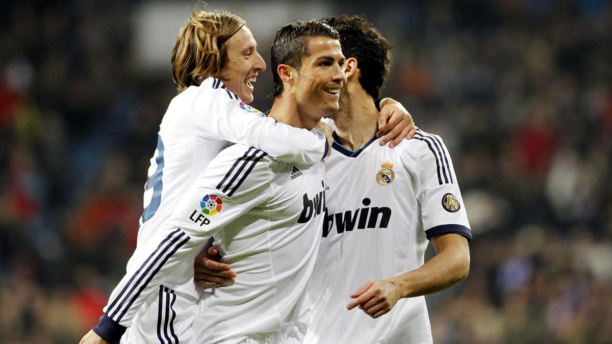 Modric-Ronaldo