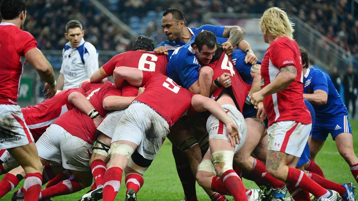Deuxième défaite pour le XV de France