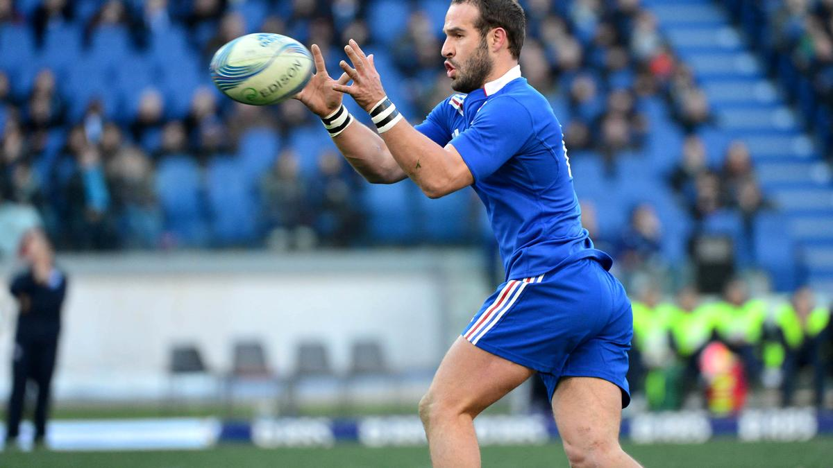 XV de France - Michalak :