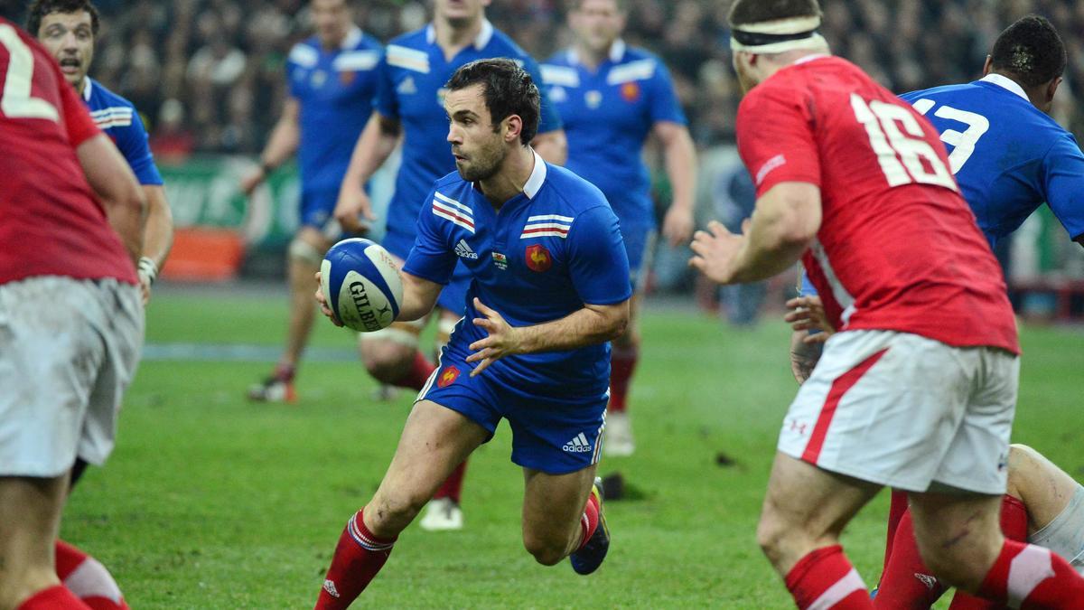 XV de France - Parra :